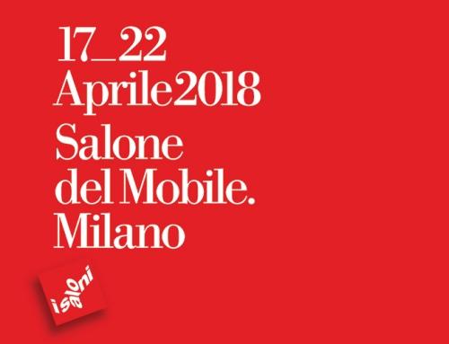 Salone del Mobile di Milano 2018