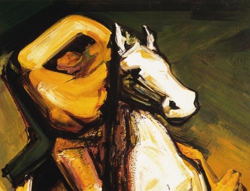 La pintura de los grandes Muralistas mexicanos en Genova