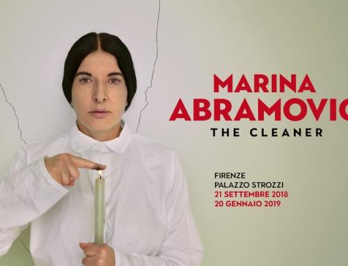 Marina Abramović. The Cleaner – Palazzo Strozzi