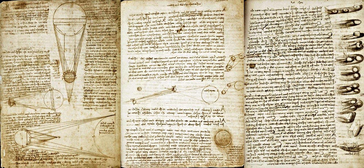 Leonardo da Vinci alla Galleria degli Uffizi di Firenze